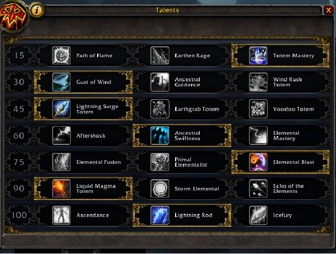 Mage Tower Challenge - Recommended Build