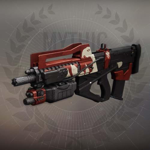 Redrix's Broadsword Legendary Pulse Rifle Boost | Destiny 2