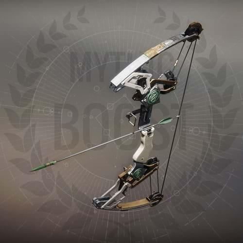 Hush Legendary Combat Bow Boost   Destiny 2