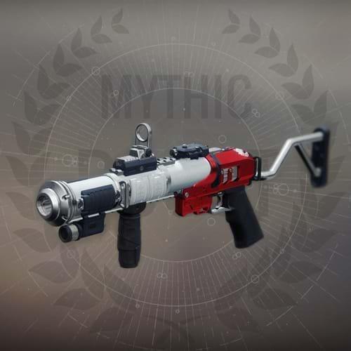 The Mountaintop Legendary Grenade Launcher Boost   Destiny 2