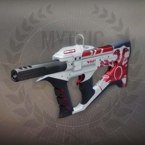 The Recluse Legendary Submachine Gun Boost | Destiny 2