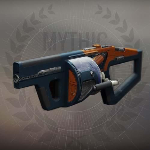 Wendigo GL3 Legendary Grenade Launcher Boost | Destiny 2