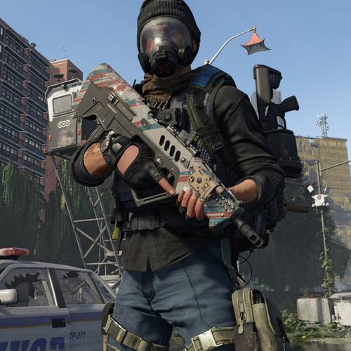 Buy Custom Division 2 Builds | The Division 2 Builds