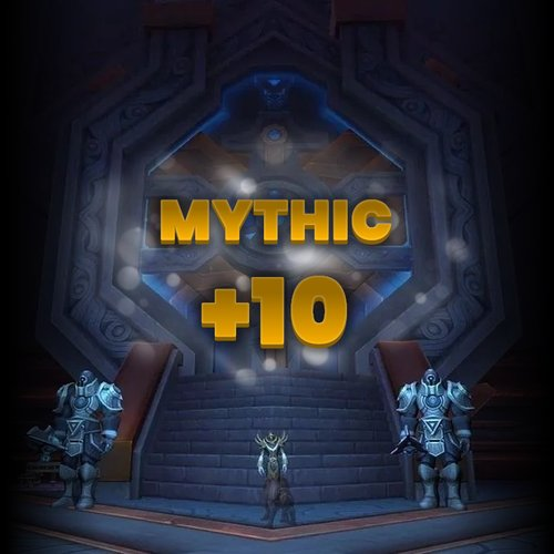 Buy WoW Mythic +10 Carry | Mythic 10 Carry Service