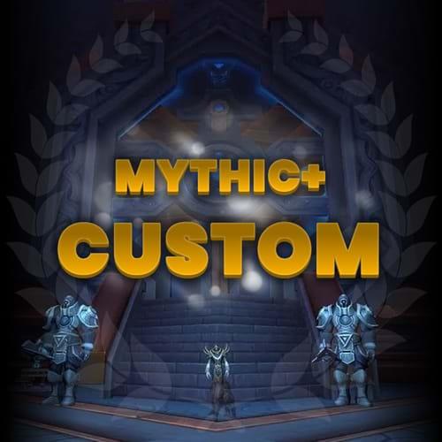 Buy Mythic+ Boost   Mythic Plus   Mythic Keystone Boost