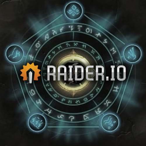 Raider.io Mythic + Score Boost