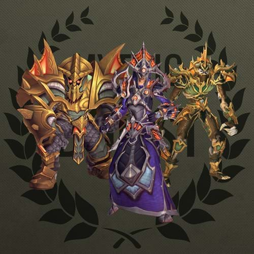 The Eternal Palace Heroic Raid Boost (Full Gear)
