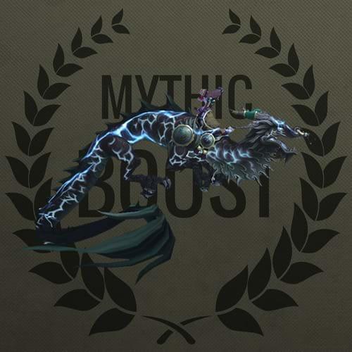 Buy Thundering Onyx Cloud Serpent (Huolon) Boost